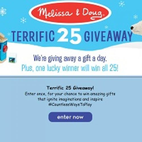 Win 25 Toys From Melissa Amp Doug Sweeps Invasion