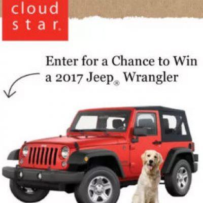 Win 2017 Jeep Wrangler
