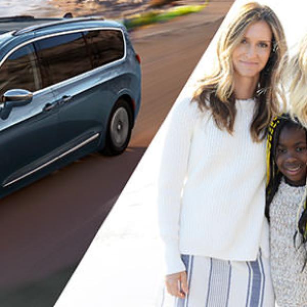 Win A Minivan 1k Gift Card