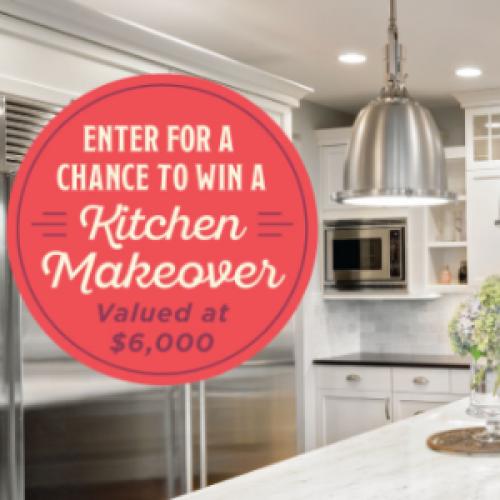 Kitchen Makeover Contest: Win A Kitchen Makeover