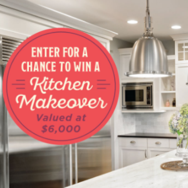 Win A Kitchen Makeover - Sweeps Invasion