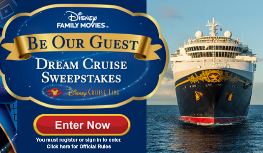 Win A Disney Cruise To Bahamas Sweeps Invasion