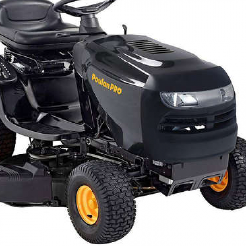 Lawn Mower Grill : Win a gas grill or riding lawn mower sweeps invasion