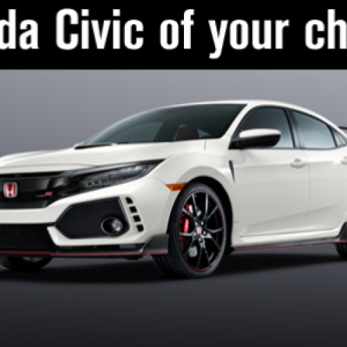 Win a honda civic or trip to see onerepublic in concert for Honda civic tour