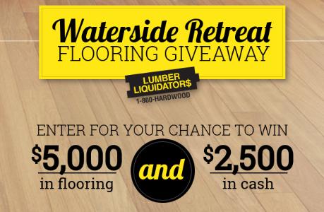Win 5k In Flooring Amp 2 5k In Cash Sweeps Invasion