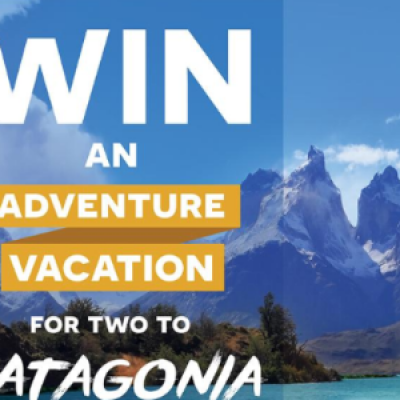 Win a trip to chile
