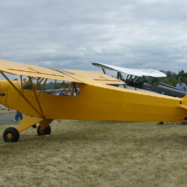 Win a Piper J3C-65 Cub