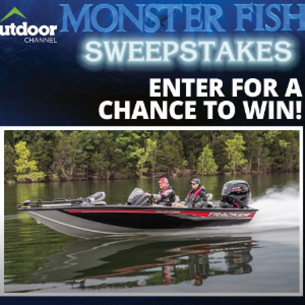 Win A Boat & A Motor & A Custom Trailer