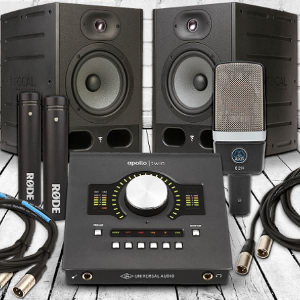 Win A Home Recording Studio