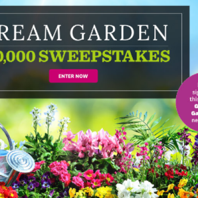 Win $10K From Better Homes And Gardens