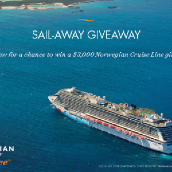 Win A 3k Norwegian Cruise Line Gift Card Sweeps Invasion