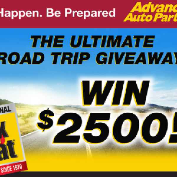 Win a $2.5K Visa Gift Card
