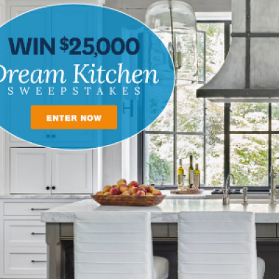 Win A $25K Dream Kitchen