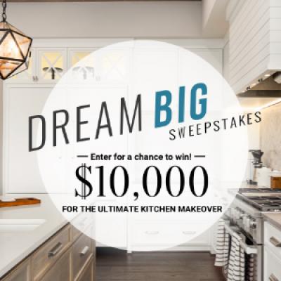 Win $10K Ultimate Kitchen Makeover