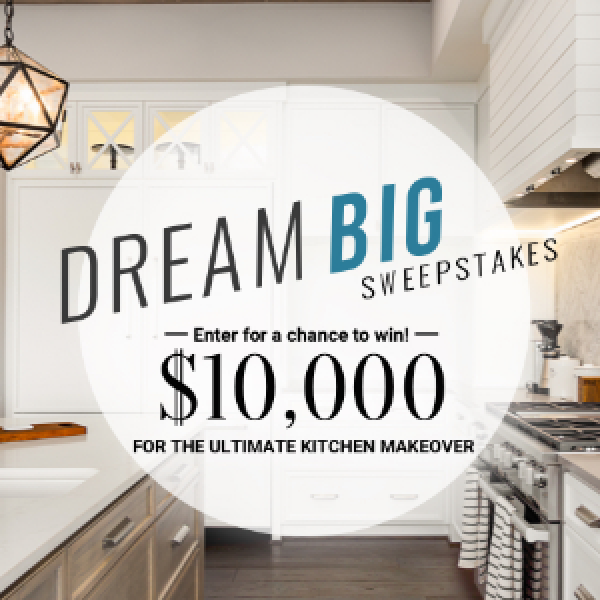 Win $10K Ultimate Kitchen Makeover