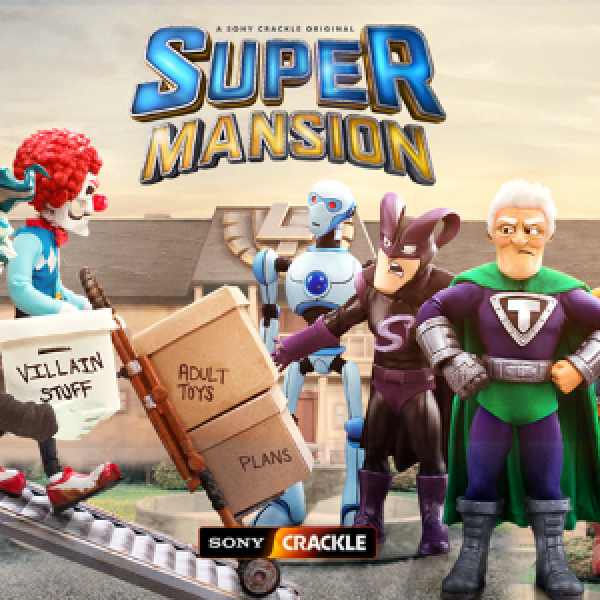 Win A Trip to SuperMansion Studios In Los Angeles