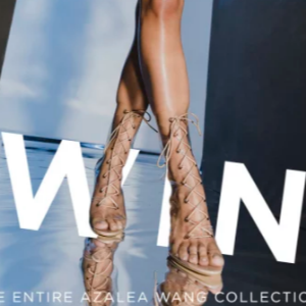 Win The Entire Azalea Wang Shoe Collection