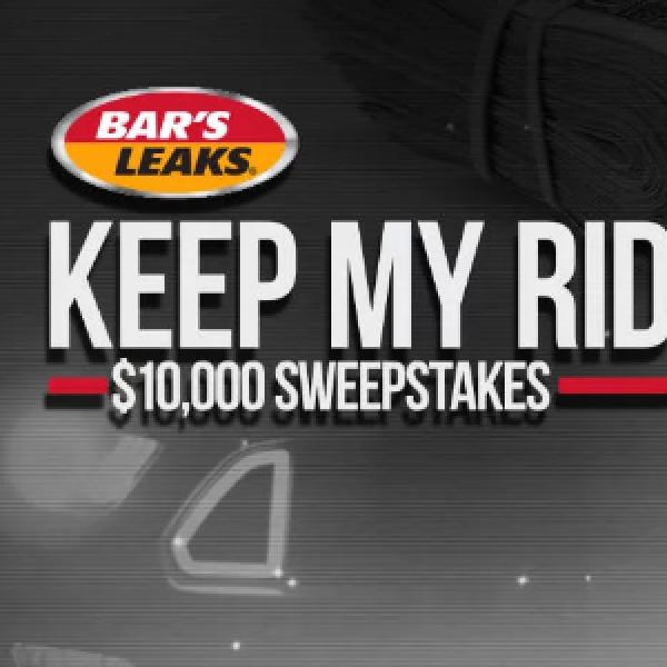 Win $10K Keep My Ride Alive