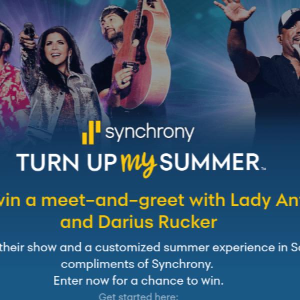 Win Tickets to See Lady Antebellum & Darius Rucker