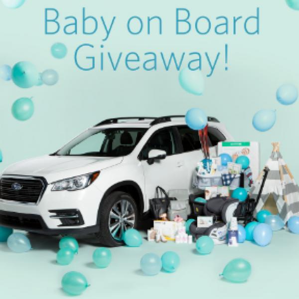 Win a 2019 Subaru Ascent