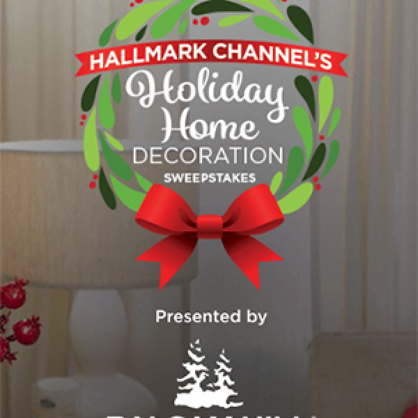 Win a Holiday Home Makeover - Sweeps Invasion