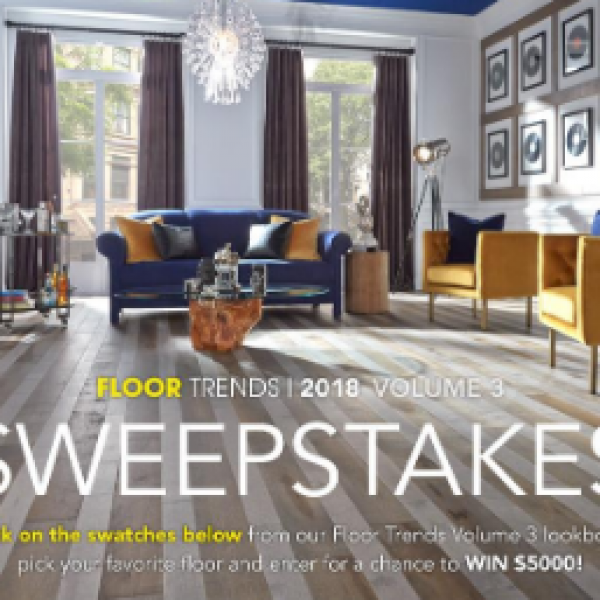 Lumber Liquidators: Win $5K in Flooring