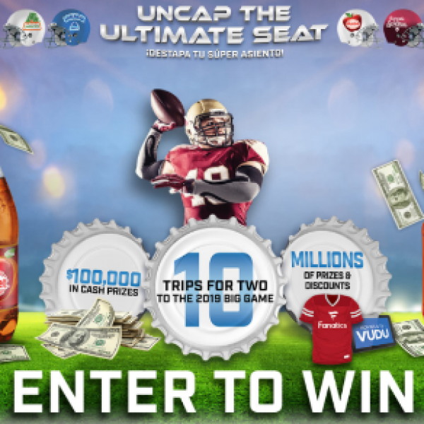 Win a $14,500 Big Game Vacation