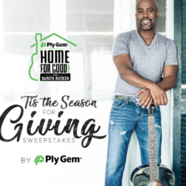 Win a $1,500 Visa Gift Card from PlyGem