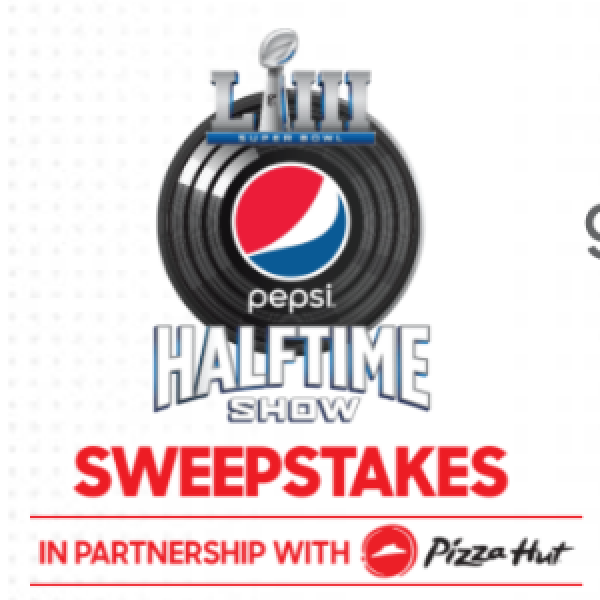 Win a Trip to Super Bowl LIII + Halftime Show
