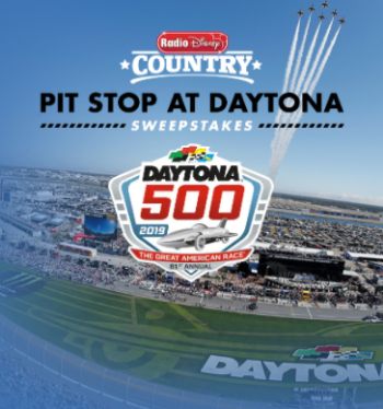 Win a Trip to the 2019 Daytona 500 - Sweeps Invasion