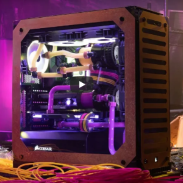 Win a Neon Apocalypse Gaming PC - Sweeps Invasion